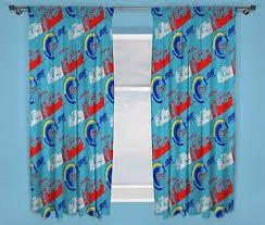 Disney Cars 3 Movie Lightning Curtains Kids Boys Blue Bedroom 66 X 54 Inch 5055285404628 Ebay