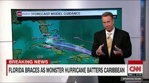 Hurricane Irma a giant, record breaking ...