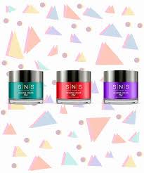 honest review of sns nails dip powder