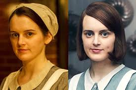Downton Abbey movie: Daisy, played by Sophie McShera, never seems to age.