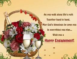 special engagement wishes and congratulations messages