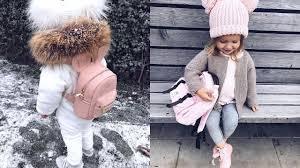 ملابس اطفال شتويه بناتي اجعلي ابنتك انيقة في الشتاء رهيبه