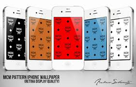 mcm iphone wallpaper pack by
