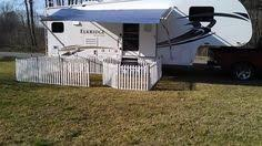 80 Rv Fencing Ideas Rv Dog Fence Remodeled Campers