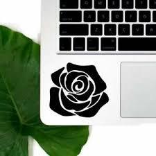 Rose Red Vinyl Decal For Tumbler Decal Window Laptop Sticker Walls 9 Ebay