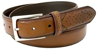 light brown leather belt men s full
