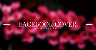 facebook covers for makeup artist