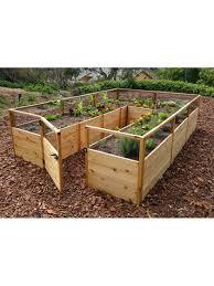 Outdoor Living Raised Garden Bed 8 X 12 Gardener S Supply