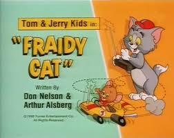 Fraidy Cat | Tom and Jerry Kids Show Wiki