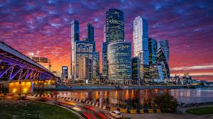 russia moscow cityscape 4k wallpapers