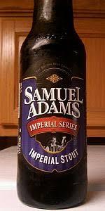 Samuel Adams Imperial Stout | Boston Beer Company (Samuel Adams) |  BeerAdvocate