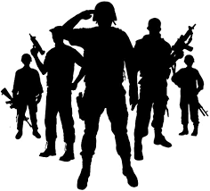 Amazon Com Newclew Military Army Marines Navy Veteran Hero Support Our Troops Vinyl Wall Decal Boys Bedroom Wall Decal Sticker Decor Home Kitchen