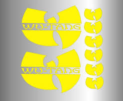Wu Tang New York Vinyl Sticker Decal