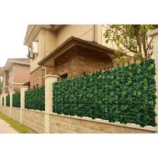 Artificial Hedges Artificial Greenery The Home Depot