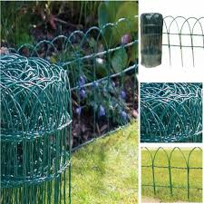 China Green Pvc Coated Border Garden Fence Garden Border Fence Flower Garden Border Fence Wire Mesh Fence China Wire Mesh Fence And Garden Border Fence Price