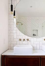 small bathroom look bigger