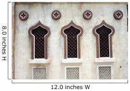 Arab Windows Wall Decal Wallmonkeys Com