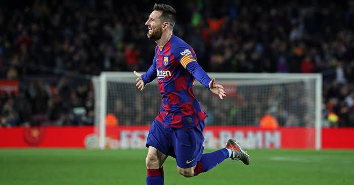 Pemain sepakbola terbaik di Dunia, Lionel Messi