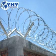China Drawing Bto 22 Razor Barb Fence Wire China Concertina Razor Wire Razor Barbed Wire Mesh