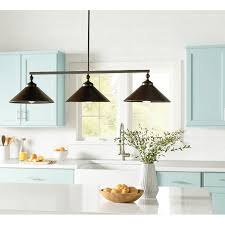 debra 3 light kitchen island