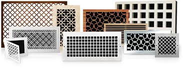 decorative register and vent covers