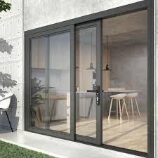 aluminum sliding glass patio doors