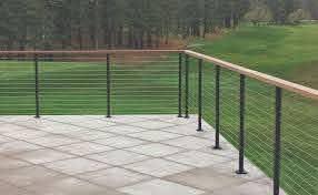 Spectrum Cable Railing Campanella Fence