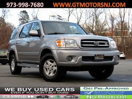 toyota sequoia 4dr limited 4wd