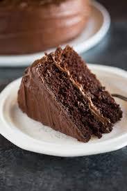 perfectly chocolate chocolate cake