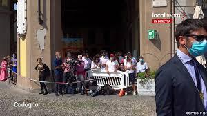 Local Team - Mattarella a Codogno: diretta video