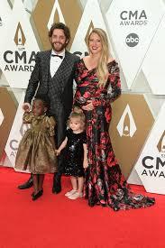 Thomas Rhett, Lauren Akins, Ada James Akins, Willa Gray Akins - Thomas  Rhett and Ada James Akins Photos - The 53rd Annual CMA Awards - Arrivals -  Zimbio