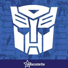 Transformers Autobot Decal Car Truck Window Sticker Laptop Toolbox Vin Eccentric Mall