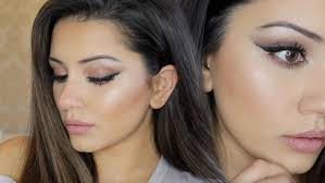 affordable party makeup tutorial