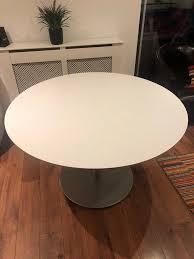 billsta dining table ikea round white