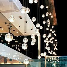 bubble pendant ceiling chandelier lamp