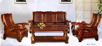 wooden sofa designs
