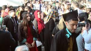 İstanbul Şehir Üniversitesi 2015 - 2016 Mezuniyet Töreni - YouTube