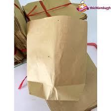 Túi giấy Kraft giá rẻ 32.000 đ - Catetories