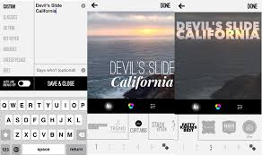 outstanding apps for adding text to your photos