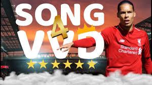Virgil Van Dijk Song Liverpool FC Chant ...