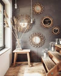 decorating walls with mirrors