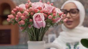 تصاميم باقات ورد جمال النجادة حصريا على فلاورد Floral Designs