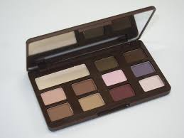 chocolate chip eyeshadow palette review