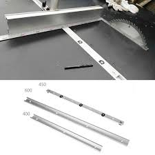 75 Type T Slot Miter Track T Slot Track Aluminum Woodworking Backer Saw For Woodworking Diy