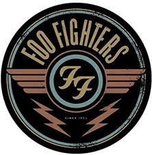 You Choose Size 2 28 Foo Fighters Color Vinyl Decal Sticker