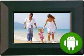 android tablet to digital photo frame