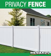 This Low Maintenance Vinyl Fence Panel Kit Features A Unique Design That Securely Locks Pickets Into Place Its Glue And Vinyl Fence Vinyl Fence Panels Fence