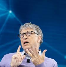 Bill Gates Stepping Down From Microsoft's Board - The New York Times