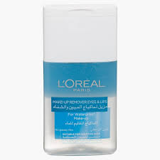 l paris waterproof makeup remover
