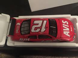 Ryan Newman #12 2008 Avis 1/24 Action Diecast Car   #1866886943